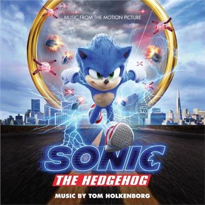 Tom Holkenborg (Junkie XL) - Sonic The Hedgehog - OST (LP)