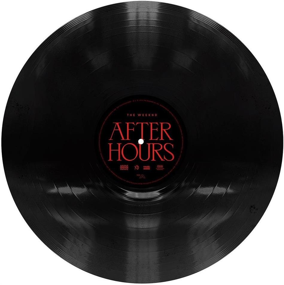 The Weeknd (R&B) - After Hours (LP)