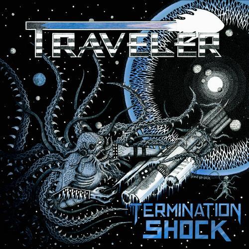 Traveler - Termination Shock (LP)