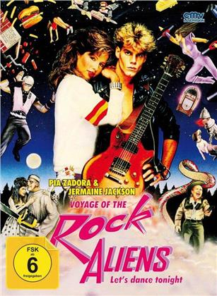 Voyage of the Rock Aliens (1984) (Cover B, Limited Edition, Mediabook, Blu-ray + 2 DVDs)