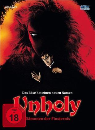 Unholy - Dämonen der Finsternis (1988) (Limited Edition, Mediabook, Uncut, Blu-ray + DVD)