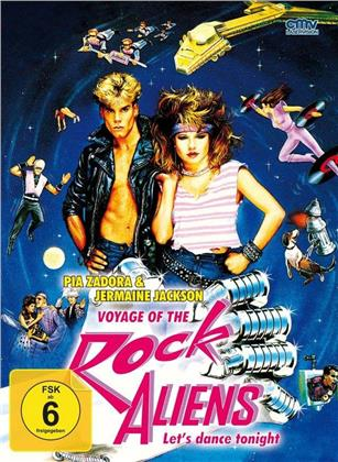 Voyage of the Rock Aliens (1984) (Cover A, Edizione Limitata, Mediabook, Blu-ray + 2 DVD)