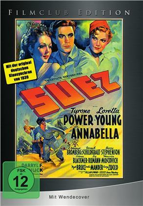 Suez (1938) (Filmclub Edition)
