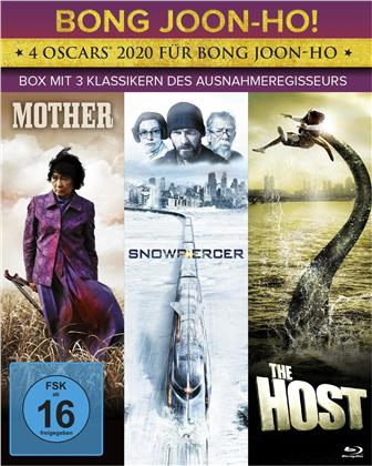 Bong Joon-ho! - Mother / Snowpiercer / The Host (3 Blu-rays)