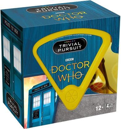Dr Who - Dr Who Trivial Pursuit