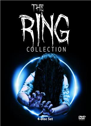 The Ring - Legacy Collection (Limited Edition, 4 DVDs)