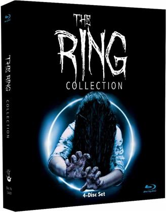 The Ring - Legacy Collection (Digipack, Edizione Limitata, 4 Blu-ray)