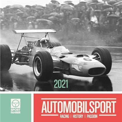 Tischkalender AUTOMOBILSPORT 2021