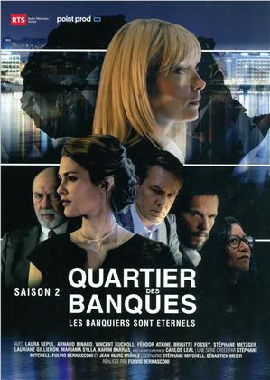 Quartier des Banques - Saison 2 (Digibook, 2 DVDs)