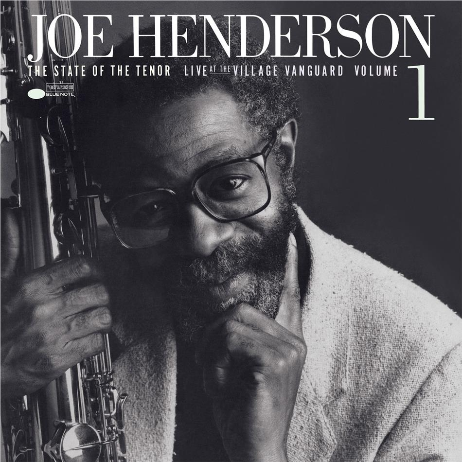 Joe Henderson - State Of The Tenor - Live At The Village Vanguard (2020 Reissue, Blue Note, LP)
