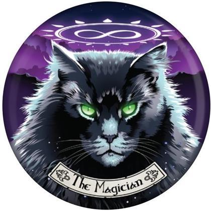 Deadly Tarot Felis - The Magician - Badge