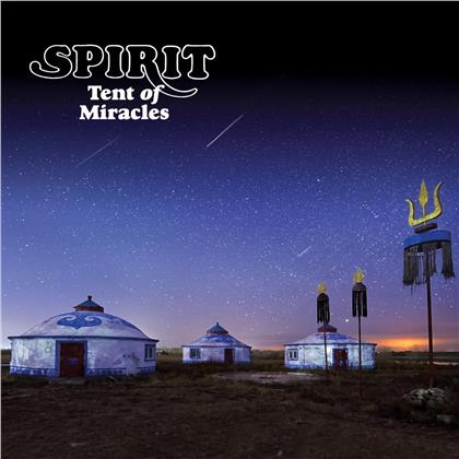 Spirit - Tent Of Miracles (2020 Reissue, Remastered, 2 CDs)