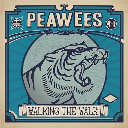 Peawees - Walking The Walk (2020 Reissue)
