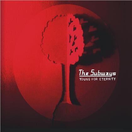 The Subways - Young For Eternity (2020 Reissue, 15th Anniversary Edition, Red Vinyl, LP)