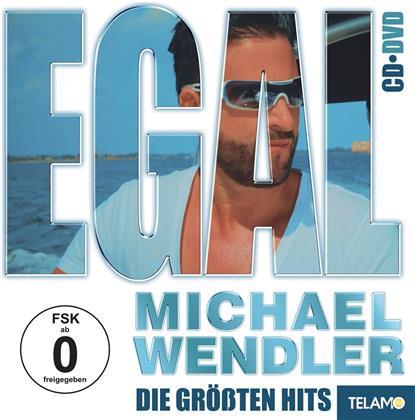 Michael Wendler - EGAL-Die größten Hits (CD + DVD)