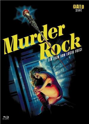 Murder Rock (1984) (Kleine Hartbox, Giallo Serie, Limited Edition, Uncut)