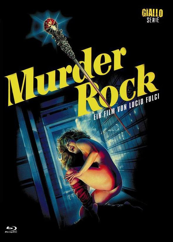 Murder Rock (1984) (Kleine Hartbox, Giallo Serie, Edizione Limitata, Uncut)