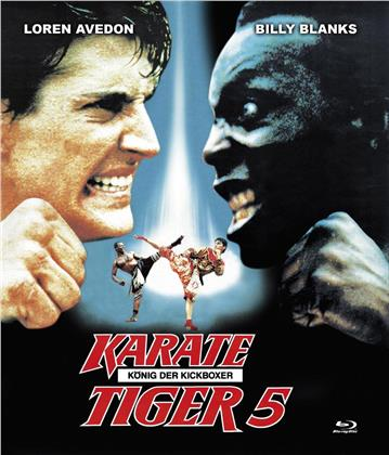 Karate Tiger 5 - König der Kickboxer (1990) (Limited Edition, Uncut)