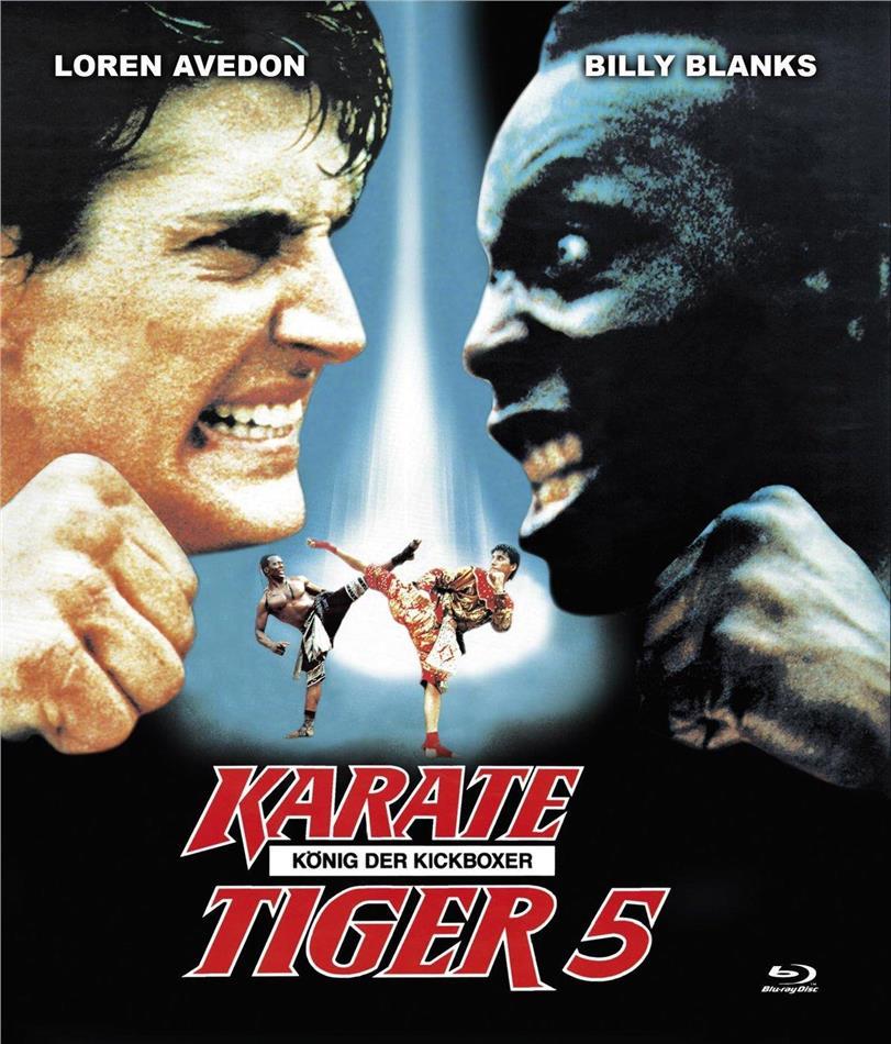 Karate Tiger 5 - König der Kickboxer (1990) (Limited Edition, Uncut)