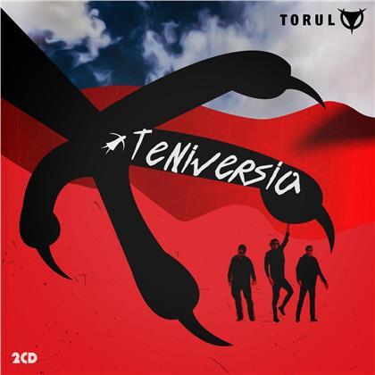 Torul - Teniversia-Best Of (2 CDs)