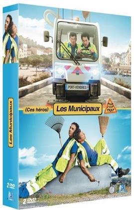 Les Municipaux, ces héros / Les Municipaux, trop c'est trop ! (2 DVDs)