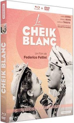 Le Cheik blanc (1952) (Blu-ray + DVD)