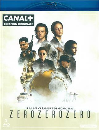 ZeroZeroZero - Saison 1 (3 Blu-ray)