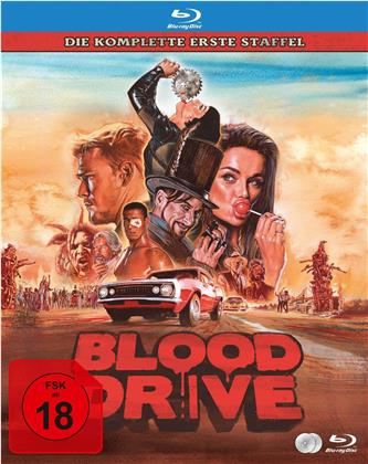 Blood Drive - Staffel 1 (2 Blu-rays)