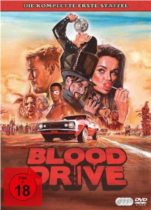 Blood Drive - Staffel 1 (4 DVDs)