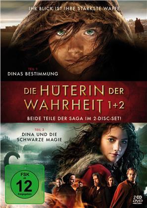 Die Hüterin der Wahrheit 1+2 (2 DVDs)