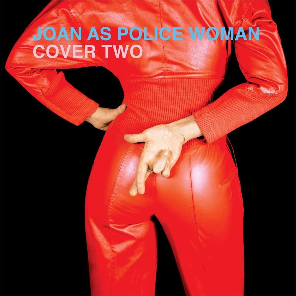 Joan As Police Woman - Cover Two (LP)
