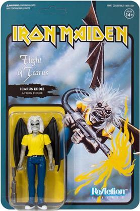 Iron Maiden Reaction Flight Of Icarus (Single Art)