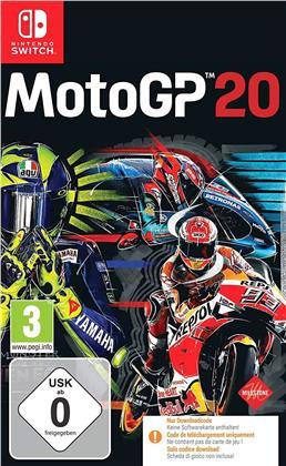 MotoGP20 - (Code in a Box)