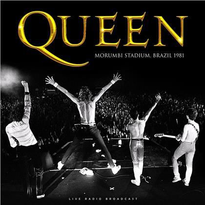 Queen - Live at Morumbi Stadium Brazil 1981 (LP)