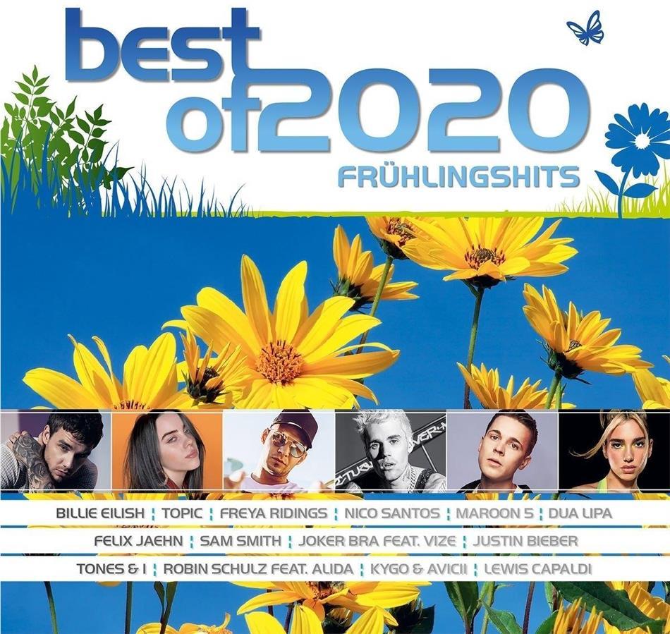 Best Of 2020 - Frühlingshits (2 CDs)