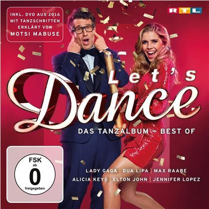 Let's Dance - Das Tanzalbum (Best Of) (CD + DVD)
