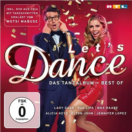 Let's Dance - Das Tanzalbum (Best Of) (CD + DVD)