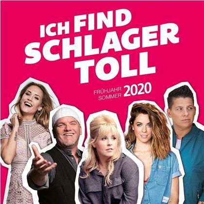 Ich Find Schlager Toll - Frühjahr/Sommer 2020 (2 CDs)