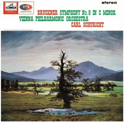 Anton Bruckner (1824-1896), Carl Schuricht & Vienna Philharmonic Orchestra - Symphony 8 (LP)
