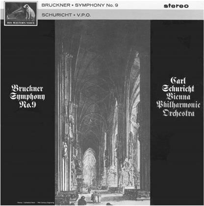 Anton Bruckner (1824-1896), Carl Schuricht & Vienna Philharmonic Orchestra - Symphony 9 (LP)