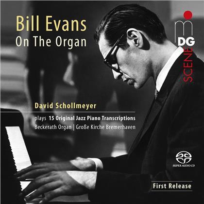 Bill Evans & David Schollmeyer - Bill Evans On The Organ