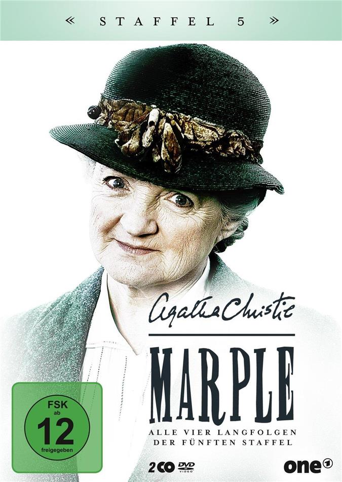 Agatha Christie: Marple - Staffel 5 (2 DVDs)