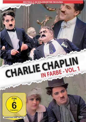 Charlie Chaplin in Farbe - Vol. 1