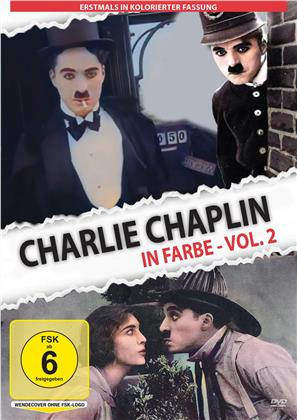 Charlie Chaplin in Farbe - Vol. 2