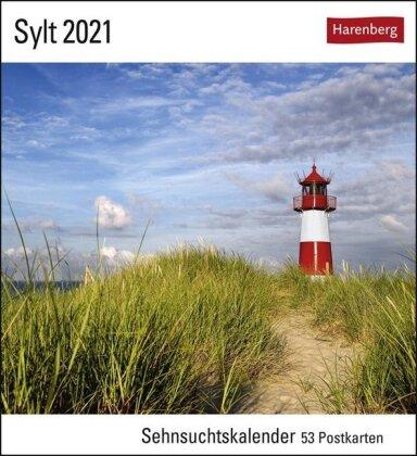 Sylt Kalender 2021