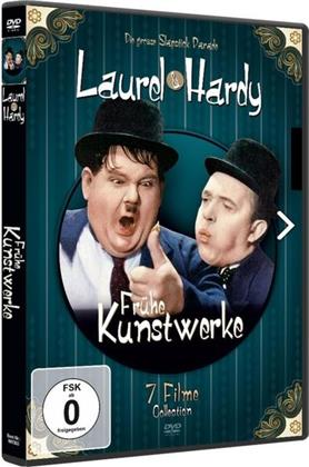 Laurel & Hardy - Frühe Kunstwerke - 7 Filme Collection
