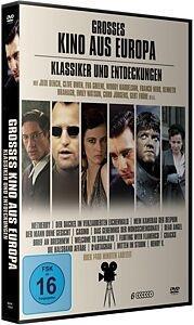 Großes Kino aus Europa [6 DVDs]