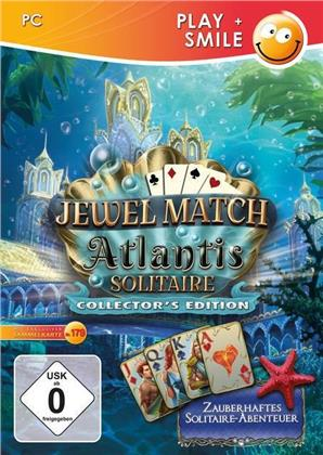 Jewel Match Atlantis Solitaire (Édition Collector)