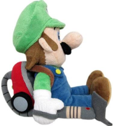 Nintendo: Luigi mit Staubsauger - Plüsch 22 cm