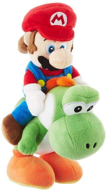 Nintendo: Mario & Yoshi - Plüsch 22cm